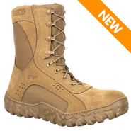 Rocky RKC089 Men's S2V Composite Toe OCP ACU Coyote Brown Military Boot