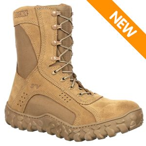 Rocky RKC089 Men's S2V Composite Toe ACU OCP Coyote Brown Military Boot