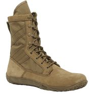 Tactical Research TR105 Men's MiniMil Ultra Light Coyote Brown Minimalist Training Boot