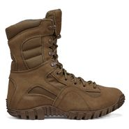 Tactical Research TR596Z CT Men's Coyote Brown Hot Weather Side Zip Composite Toe ACU OCP Military Boot