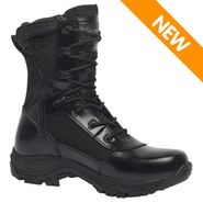 Tactical Research TR908Z WP Men's Waterproof High Shine Side-Zip Boot