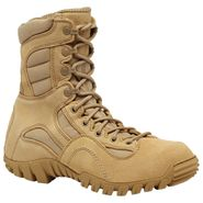Tactical Research TR350 Men's Khyber II Hot Weather Lightweight Mountain Desert Tan Boot