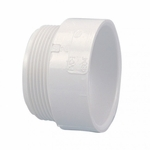 "2"" PVC Male to Female Adaptor"