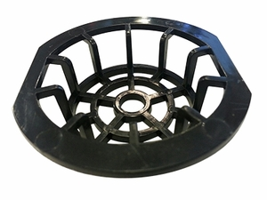 Compotite Hair Strainer