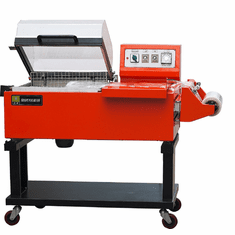 All-in-One Shrink Wrapper FM5540