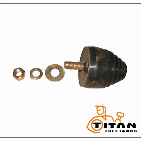 0299001 TITAN Adaption Kit, Extra Large Diesel Fuel Tank for 2006-2012 Dodge & 2006-2010 Ford F-450