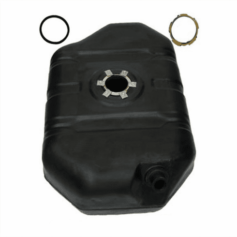 2200 MTS 20 Gallon Plastic Gas Tank for 1983-1995 S-10 Blazer and S-15 Jimmy with 2-doors