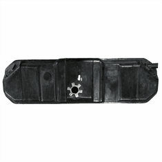 3120RE MTS Plastic Right Side Gas Tank for 1969-1975 International Harvester Pickup, Travelall, Travelette, 16 Gallon, Fender Fill Tank, without emissions
