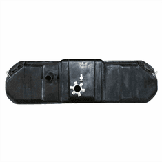 3120SL MTS Plastic Right Side Standard Gas Tank for 1969-1975 International Harvester Pickup, 16 Gallon, with emissions
