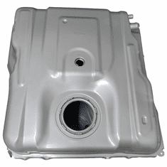FOR-07-A 40 Gallon DIESEL FUEL Tank, Lock Ring Type for 2011-2017 Ford F350, F450, F550 Super Duty, Rear Tank