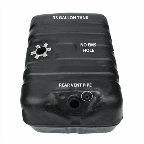 4251C MTS 33 Gallon Plastic Gas Tank without EMS for 1978-1979 Ford Bronco Full Size