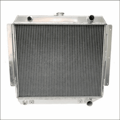 212AA3R Aluminum Radiator for 1972-1987 Dodge D/W Series Pickup, Ramcharger, 3 Row