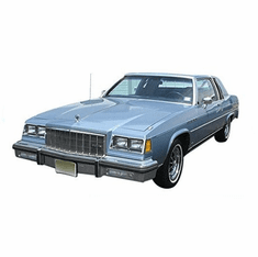 Buick Electra, Lesabre, Limited Gas Tanks