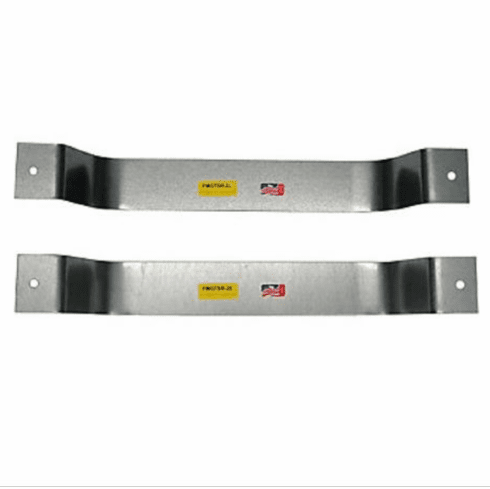FMGTSR-33 Gas Tank Straps for Plastic Tank, 1978-1996 Ford Bronco