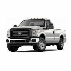 Ford F-Series Truck Gas Tank Straps