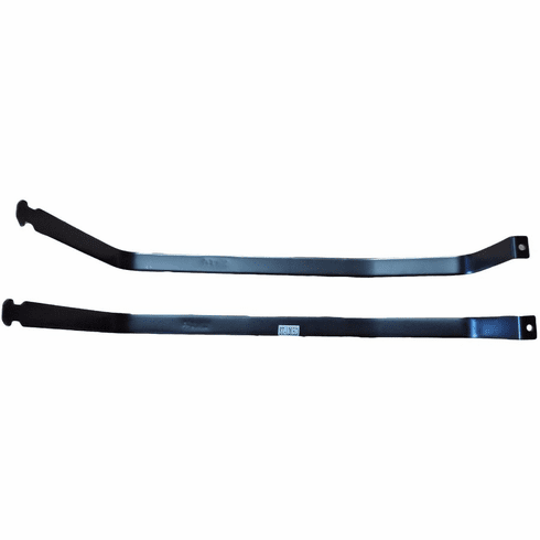 IST120 Gas Tank Straps for 1992-1995 Chevrolet C3500HD, 1990-95 C/K3500 Pickup, 31 Gallon Behind Rear Axle