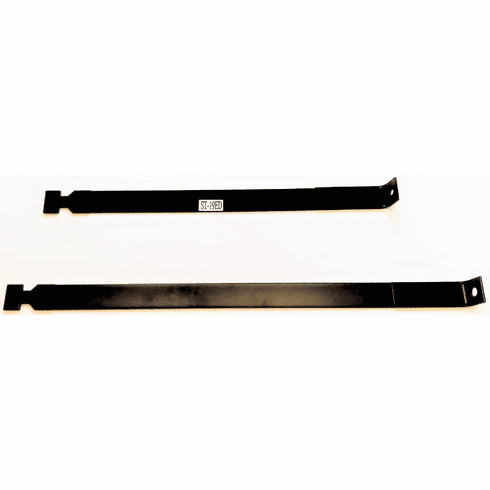 """IST19 Gas Tank Straps for 1986-1988 Ford Ranger, Super Cab, w/ 125"""" Wheel Base"""