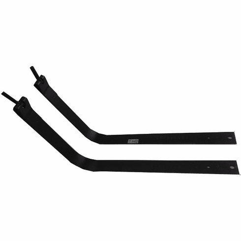 IST344 Gas Tank Straps for 1999-2007 Ford F250, F350 Super Duty Pickup Midship Tank
