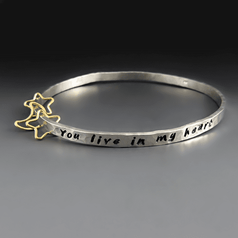 Beyond The Moon And Stars Bracelet