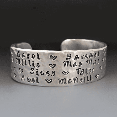 Custom Mother's Bracelet