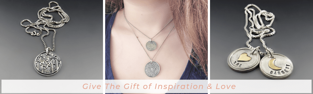 Shop Personalized & Inspired Necklaces
