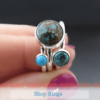 Shop Gemstone & Personalized Stacking Rings