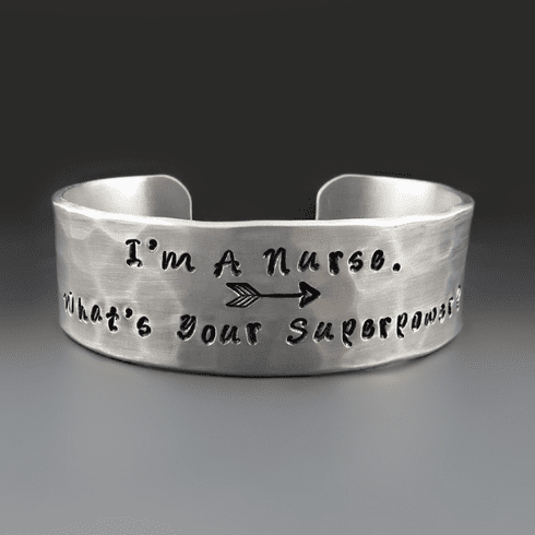 What's Your Superpower Bracelet