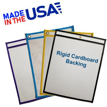 Rigid Back Envelopes