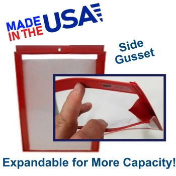 Expandable Gusseted