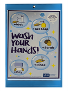 CDC Handwashing Poster - Youth Version