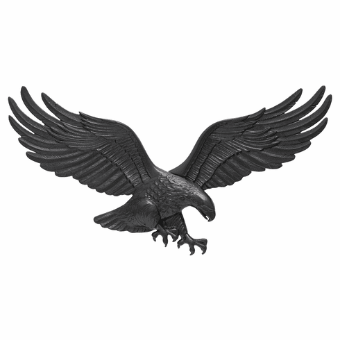 29 inches Wall Eagle - Black