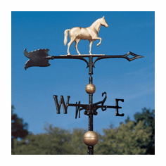 """30"""" Full Bodied Ornament Weathervanes"""