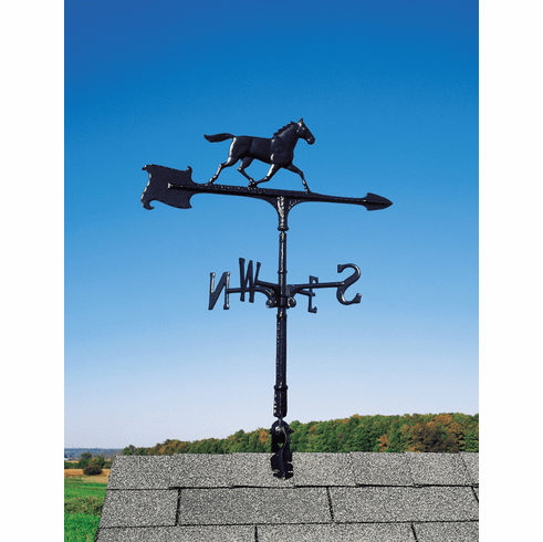 "30"" Horse Weathervane - Horse Decoration"