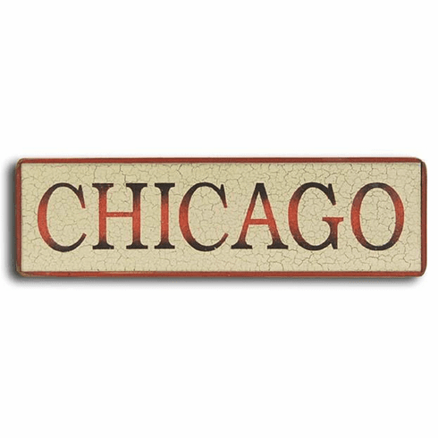 "6"" Custom City / Location Sign"