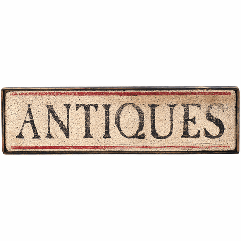 Antique Shop - Antiques (Krackle Finish)