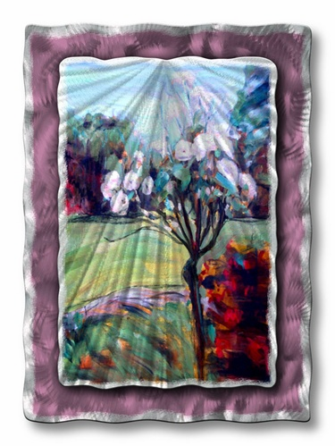 Apple Orchard Wall Decor