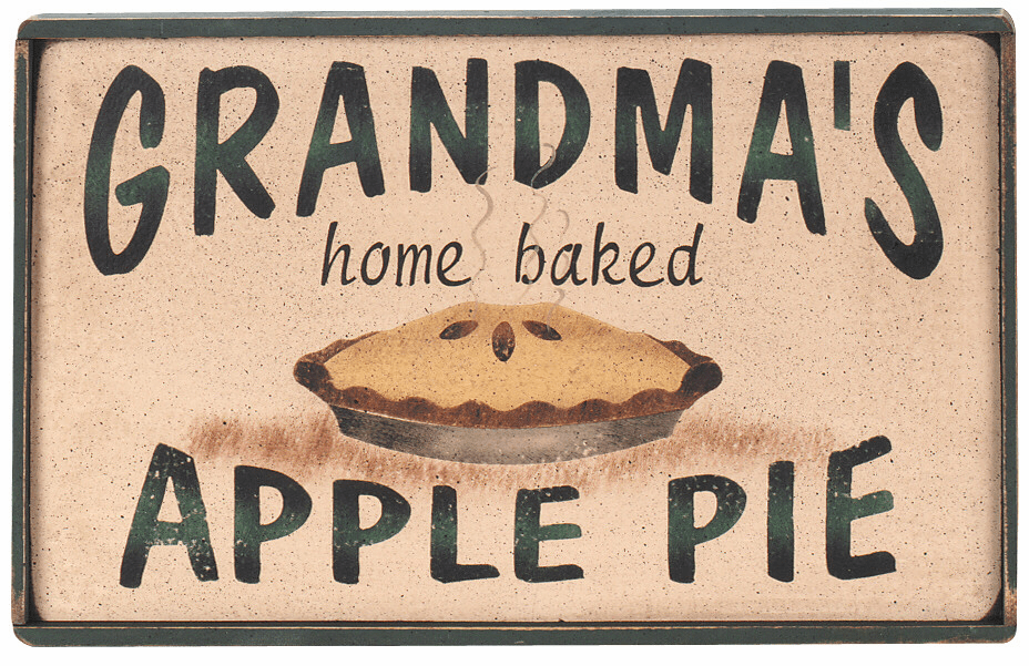 Apple Pie Picture - Grandma's Apple Pie