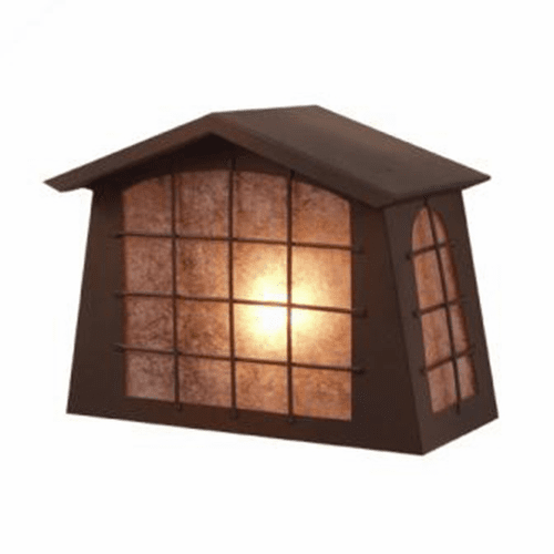 Arts and Crafts El Norte Wall Sconce