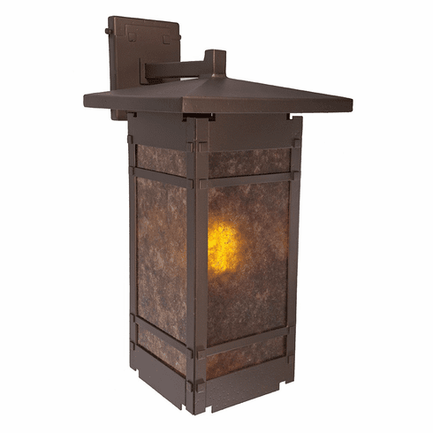Arts and Crafts Lanai Wet Wall Sconce
