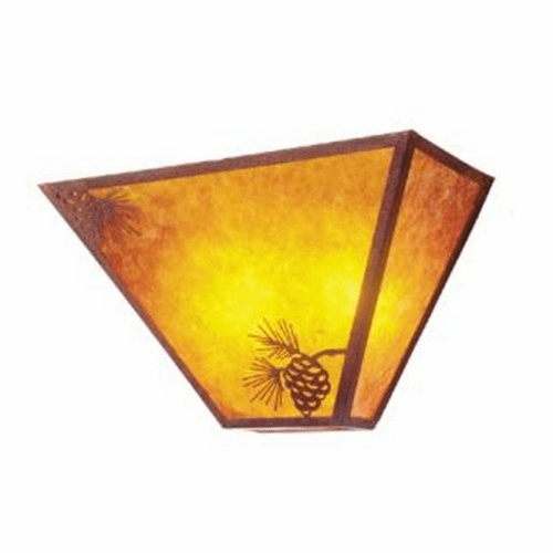 Arts and Crafts Mission Tapered Wall Sconce