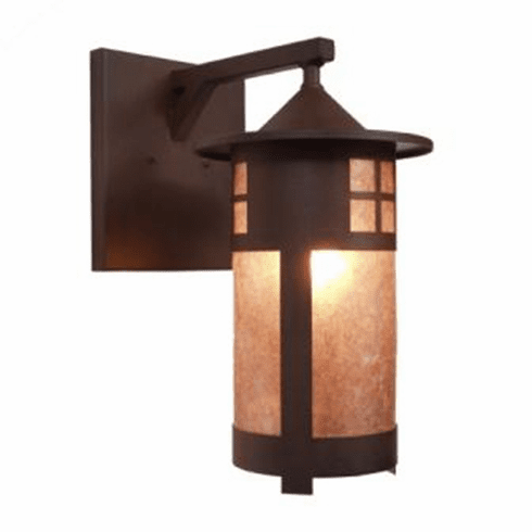 Arts and Crafts Pasadena Wet Location Wall Sconce