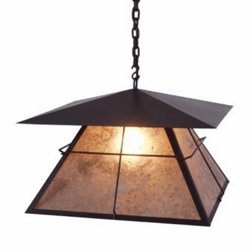 Arts and Crafts Swag Lapaz Pendant Light