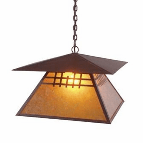 Arts and Crafts Swag San Marcos Pendant Light