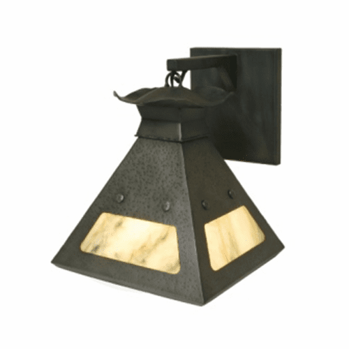 Arts and Crafts Westmoreland Hanging Sconce