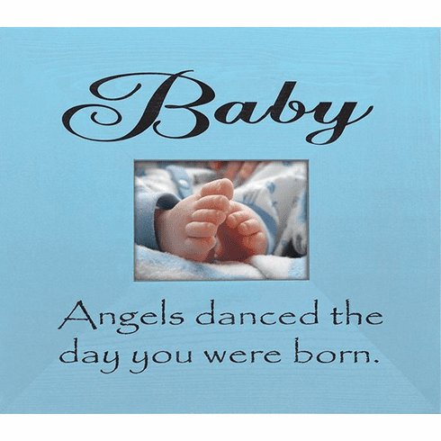 Baby - Angels Danced the Day You Were Born... Frame