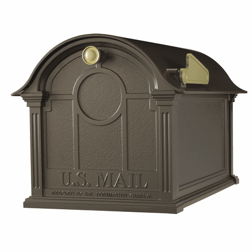 Balmoral Mailbox - French Bronze