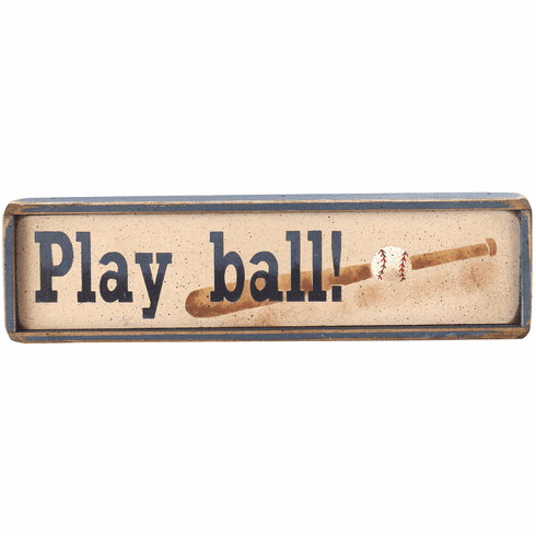 Baseball Gift - Play Ball!