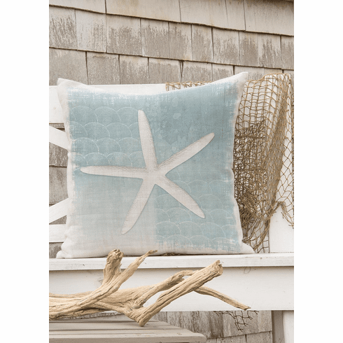 Beachcomber Starfish Pillow