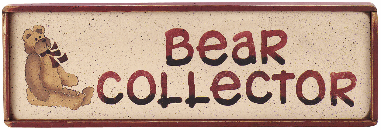 Bear Gift - Bear Collector