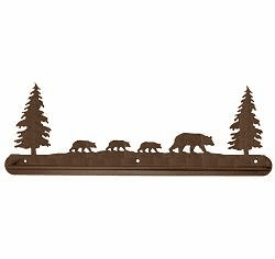 Bear Towel Bar